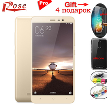 "Original Xiaomi Redmi Note 3 Pro Prime  Metal Body Fingerprint Mobile Phone Snapdragon 650 3GB RAM 32GB ROM 5.5"" 1920x1080 16MP(China (Mainland))"