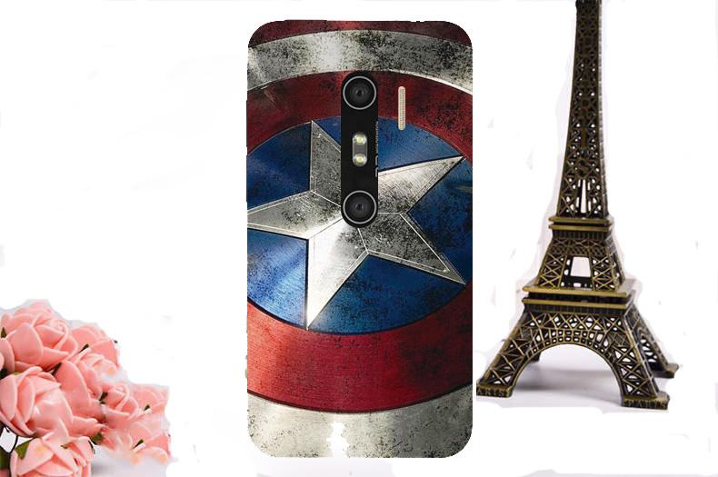 Phone Case For HTC EVO 3D X515 G17 New Arrival Cute Minions Batman Supeman Painted Printed Phone Skin Cover