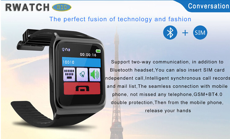 Smart Electronics Bluetooth Smart Watch With BT Dialing Pedometer Sleep Tracker Smartwatch Wristwatch for iPhone HTC Xiaomi Sony