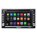 Eonon 6 2 Quad Core Android Two 2 DIN Car GPS DVD 1080P Video Screen Mirroring