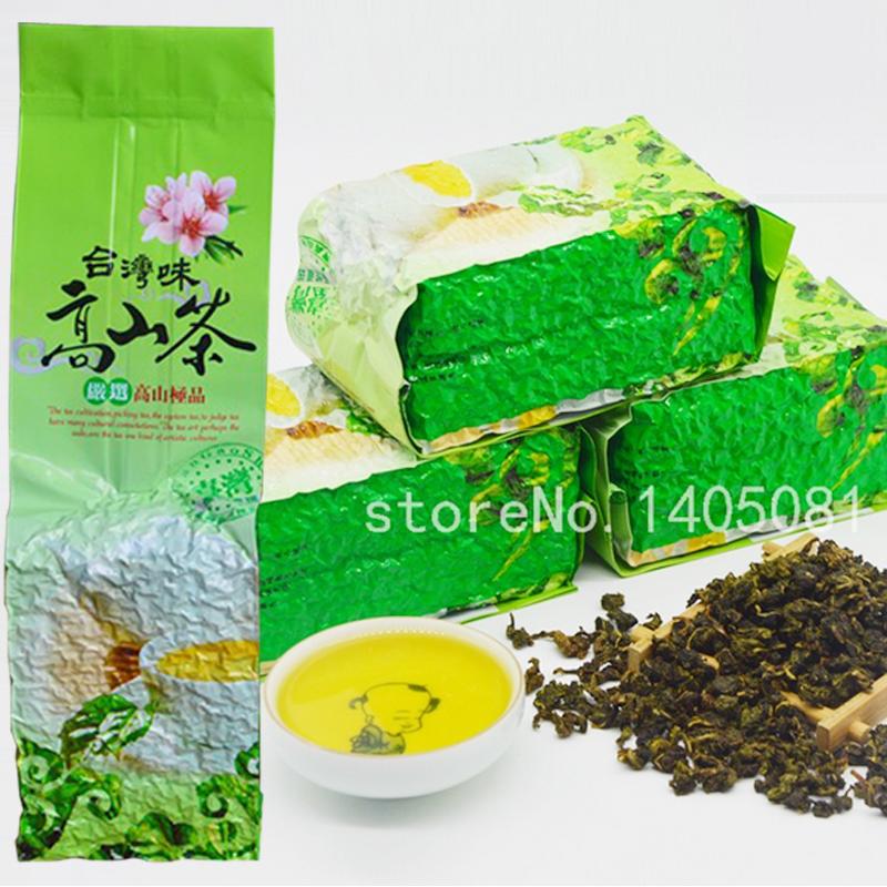taiwan oolong tea ! 250 g high mountain jin xuan milk, + gift - China Sincerity Trade Co., Ltd. store