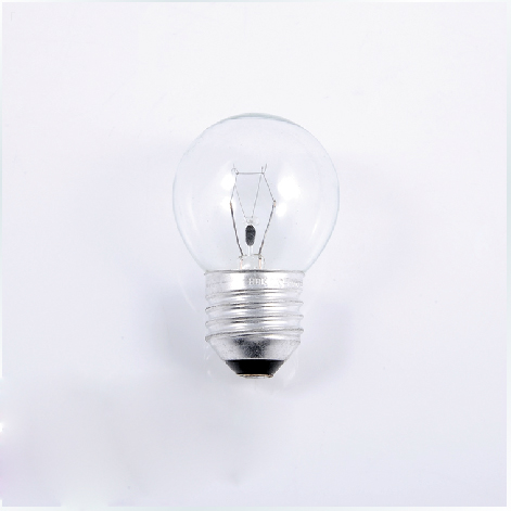 free shipping Lighting lamps incandescent lamp light source spiral e27 dining table lamp round bulb(China (Mainland))