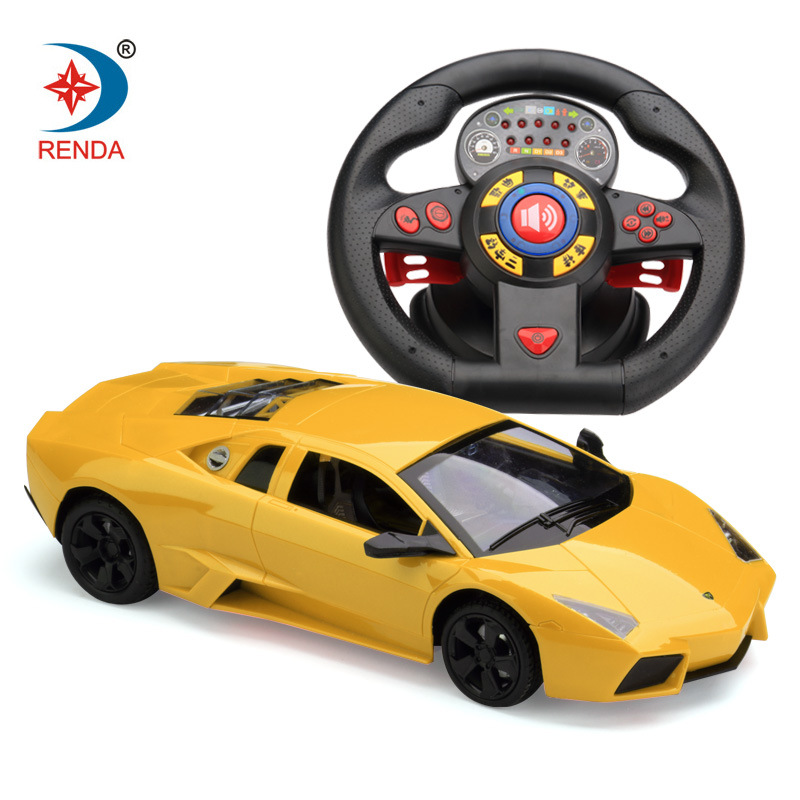 Kids toys remote control car Mini Rc Car 4wd Rc Car Gasoline Drift Electric rechargeable Controle Remoto Car styling QYRD517(China (Mainland))