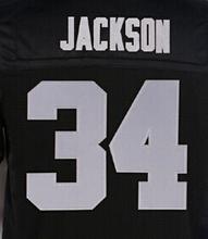 42#joseph #89 Amari Cooper #4 derek carr #34 bo jackson #52 khalil mack #24 charles woodson Marcus Allen Justin Tuck jersey(China (Mainland))