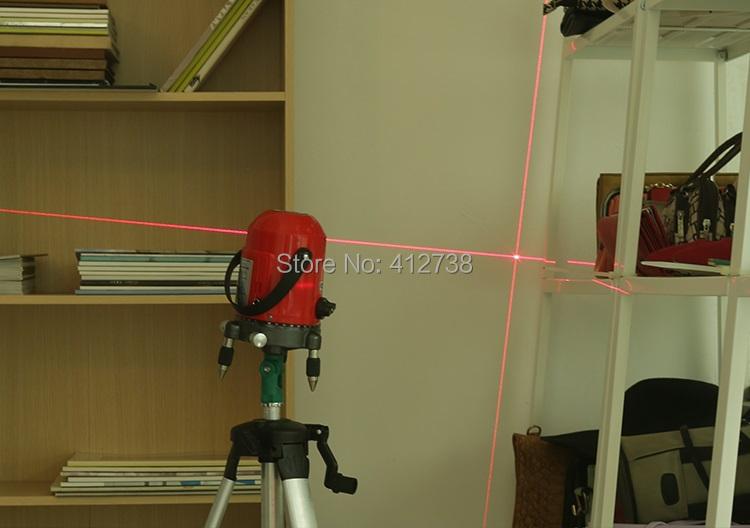 Купить XEAST 5 Линий 6 Очков Лазерный Уровень 360 Поворотный Крест Лазерной Линии Выравнивания с функцией наклона бесплатная доставка