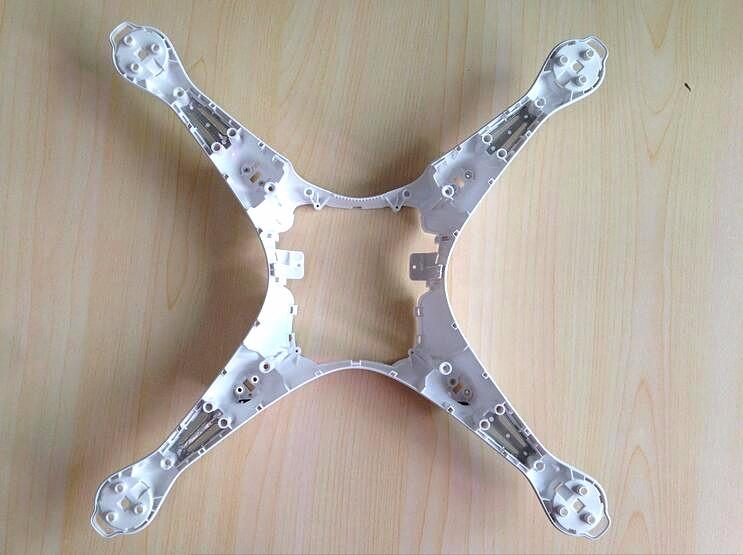 DJI phantom 4 shell casing containing shell lampshade screws repair parts for dji phantom Quadcopter