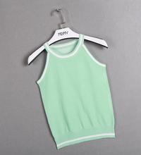 New stylish knitted shirt female strapless(China (Mainland))