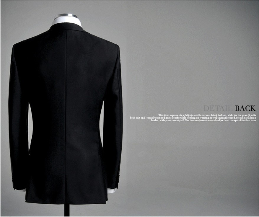 HTB1kGRTLXXXXXXJXFXXq6xXFXXXm - Men's Classic Blazers Spring Autumn Men Blazers Full Sleeve Slim Business Suits Outwear Coat gentlem Formal Clothes men Blazers