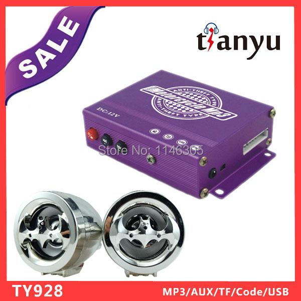 Защита от кражи для мотоцикла TianYu mp3 fm FM/USB/TF защита от кражи для мотоцикла brand new installtion yh 8903 id