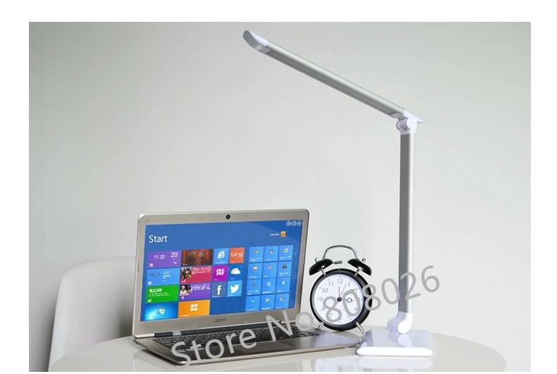Светодиодная настольная лампа LEDgraet 2015 ! 7W & 7/touch & 5 -- настольная лампа лючия pyxis цвет красный 5 w