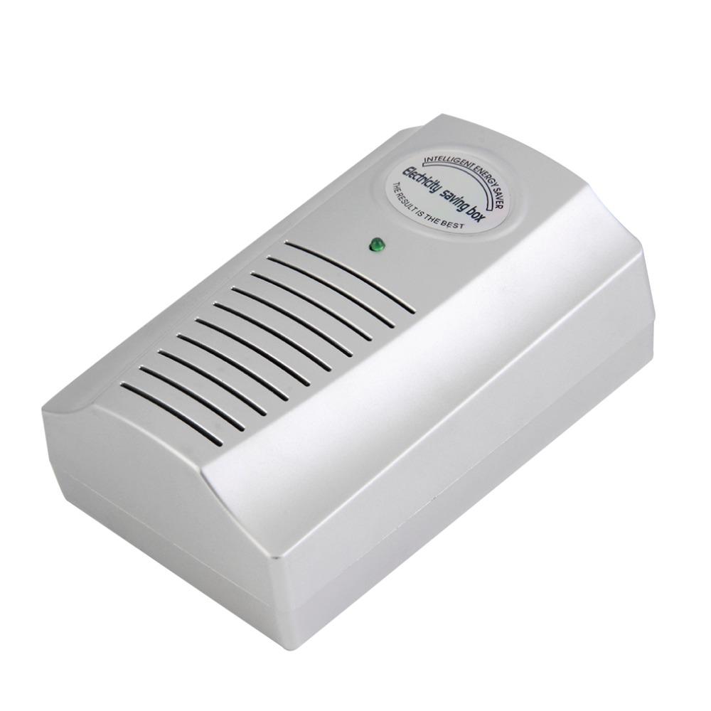 Brandnew Intelligent Digital Power Electricity Saving Energy Saver Box Device hot selling(China (Mainland))