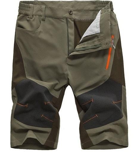 Mens Walking Shorts Walking Hiking Shorts Men