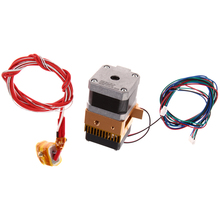 Upgrade MK8 Extruder Nozzle Latest Print Head for 3D Printer