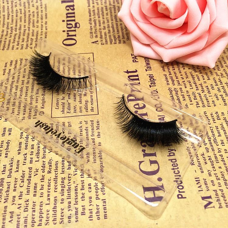 Hot selling Top quality 3D natural long lashes horse hair false eyelashes eyelash extension fake eyelashes H03 Free shipping