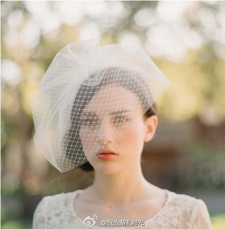 arrival Wedding hair accessories vintage Retro Bridal Veil Comb Drop Shipping XE13 - Kay's store