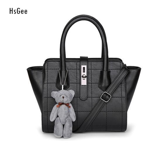 2015 Hot Sale Leather Women Handbags Brand Women Messenger Bags Ladies New Shoulder Bag Bolsas Leather Handbags 1442