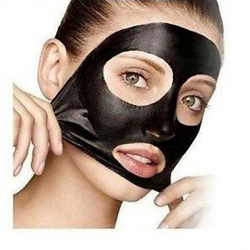 15pcs Face Minerals Conk Nose Blackhead Remover Black Mud Deep Cleansing Purifying Peel Acne Face Mask Cleanser Nose Black Head(China (Mainland))