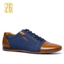 40 - 45 souliers simple d'homme de qualité supérieure confortable beau Z6 marque hommes appartements # W3096-6(China (Mainland))