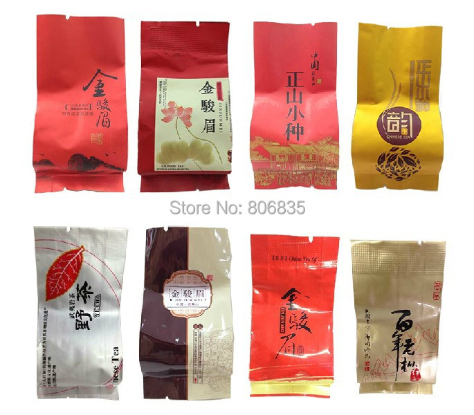 10 bags 5 different flavors Chinese Fujian anxi tieguanyin oolong tea tie guan yin tea,health care black tea,lose weight<br><br>Aliexpress