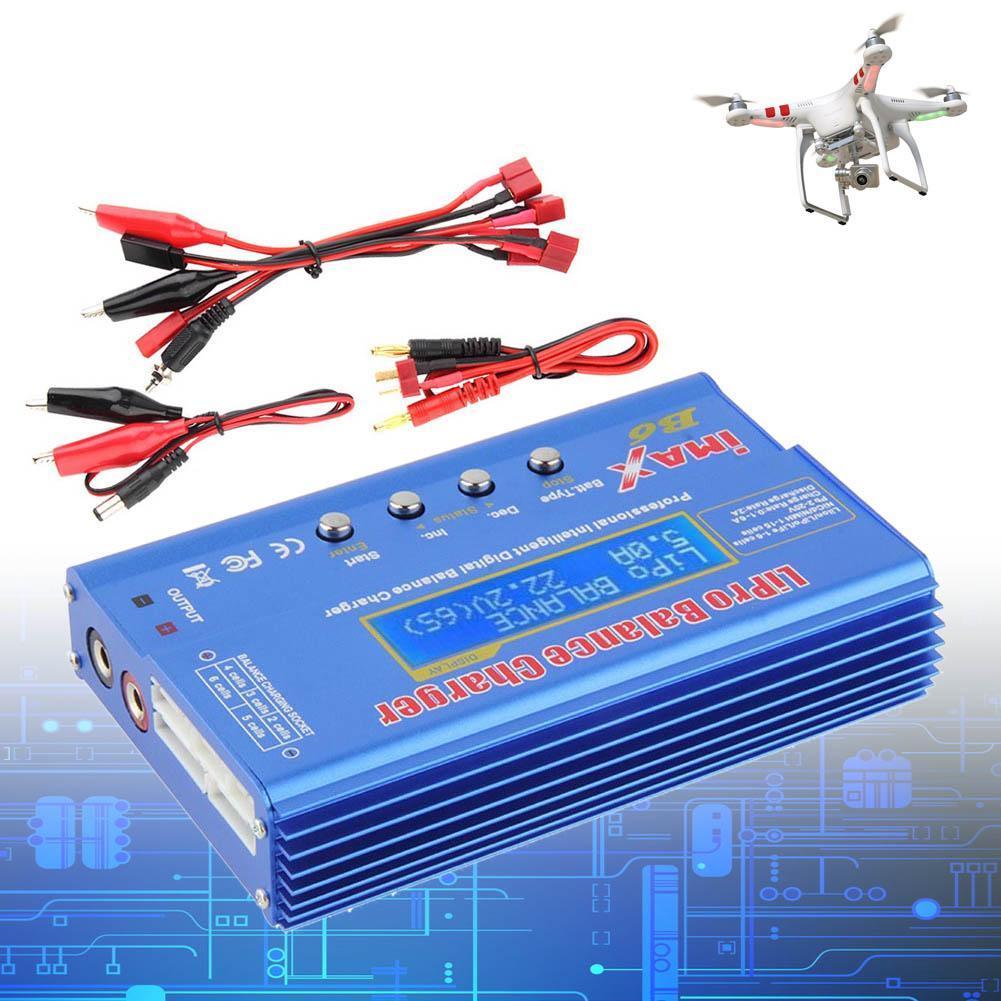 iMAX B6 Lipo NiMh Li-ion Ni-cd RC Battery Balance Digital Charger Discharger A676(China (Mainland))
