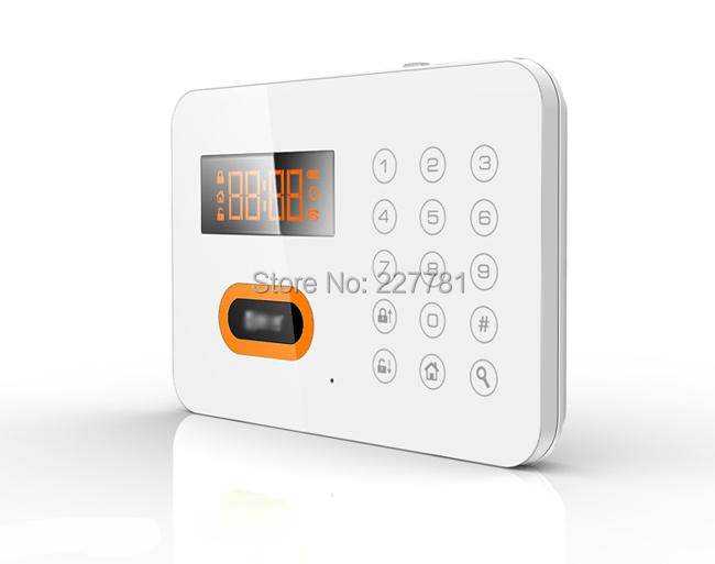 P462 KR-X1 Wireless Intelligent Home Appliances Controlling PSTN ADSL Telephone Connect Keypads Burglar Alarm System (KR-X1)<br><br>Aliexpress