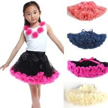 0-10Y Children Kid Baby Girls Multilayer Tulle Party Dance Cake Tutu Skirt