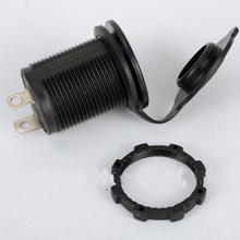 Waterproof 12v Accessory Power Socket Car Motorcycle Cigarette Lighter Plug Free Shipping L0192570