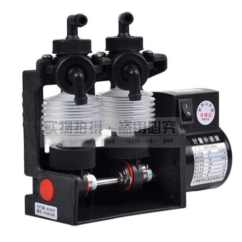 CE Approved 220V AC chemical metering pump 2DZ-1XU2 double bellows dosing,reciprocating water pumps,sticking liquid,mediation(China (Mainland))