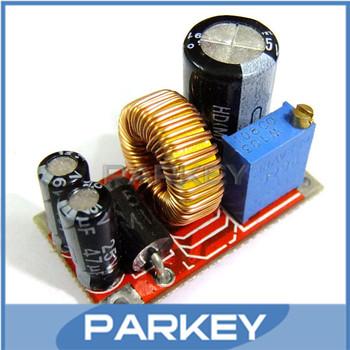 100 PCS/LOT 5-25V to 3-24V Buck Converter Constant Current Voltage Regulator Circuit Board MP3 MP4 Charging Module #MD0427