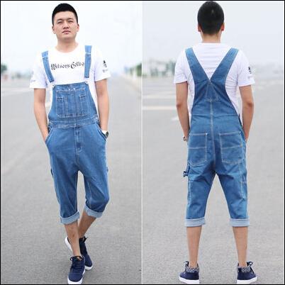 Men Jumpsuits And Rompers 2015 Men Jumpsuit Romper Overall Men Denim Jeans Long Jeans Jumpsuit Plus Size 28-46Одежда и ак�е��уары<br><br><br>Aliexpress