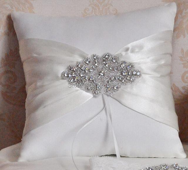 ... de lanneau oreiller coussin élégante pour lévénement de mariage