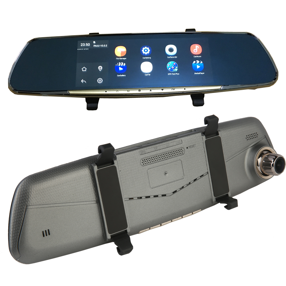Car DVR DVRs GPS Navigation Navigator Registrator Dash Camera Cam Digital Video Recorder Camcorder Android Vehicle Dual Lens(China (Mainland))