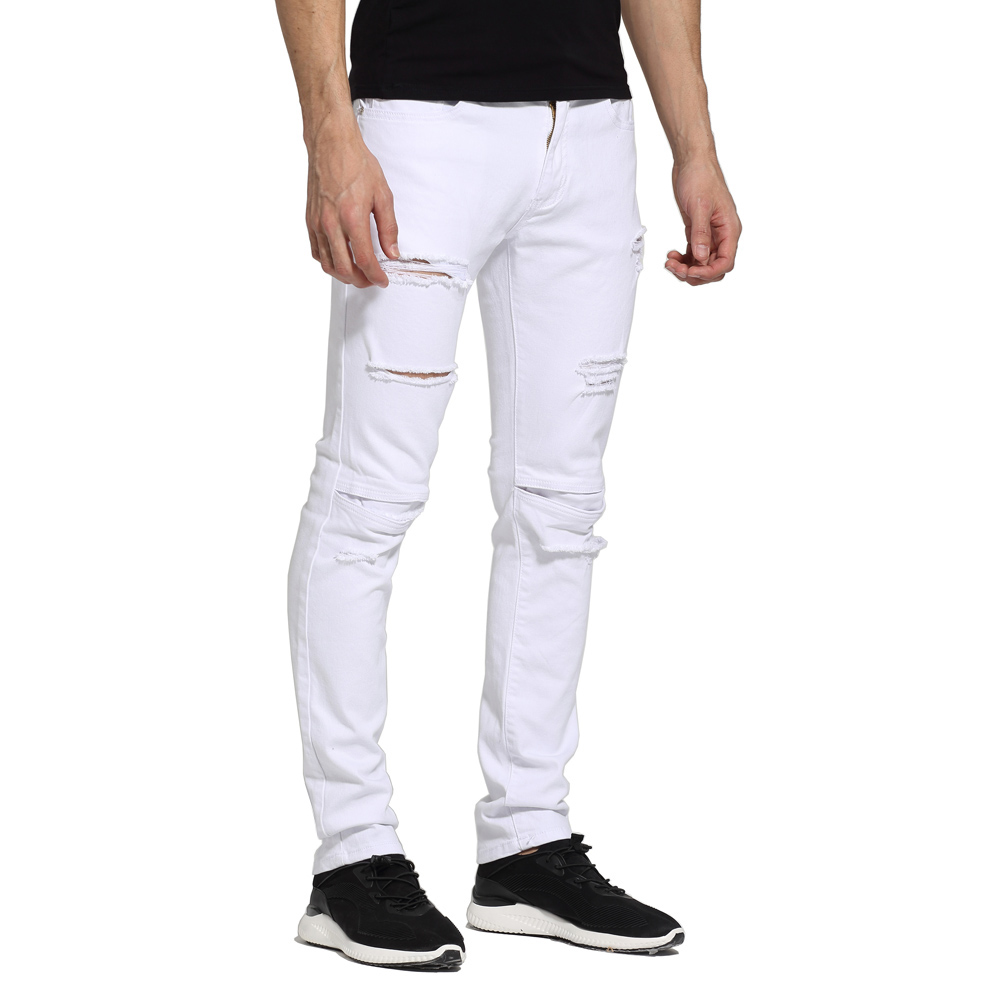 Compare Prices on Men White Skinny Jeans- Online Shopping/Buy Low