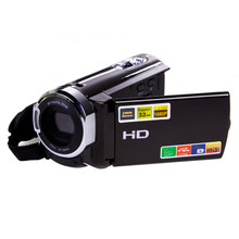 "New Free Shipping Brand Genuine Electric Camera Digital Video Camera Camcorder DV 3.0"" Touch screen 16x ZOOM HD 1080P 16MP(China (Mainland))"