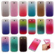 Buy Fashion Crystal Glitter Bling Cover Case Samsung Galaxy S3 Diamond Silicone Flash Coque Samsung Galaxy S3 Back Gel Cover for $1.97 in AliExpress store