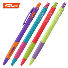 2015 Creative advertising pens, plastic ball-point pen next jump, simple exclamation ballpoint pen,school supplies,stationery