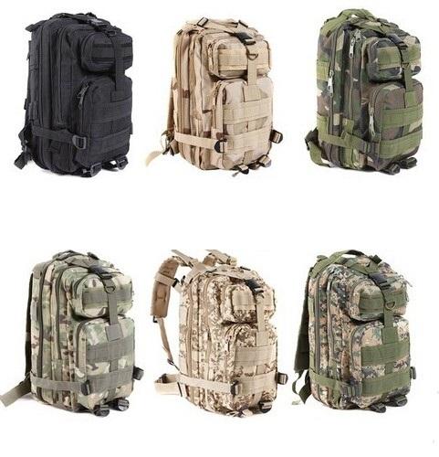 Outdoor sports tactical multifunction bag fishing pocket climbing mountaineering cycling backpack camping hiking bag rucksacks<br><br>Aliexpress