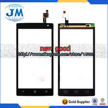 Для Acer Liquid Z150 Z5 сенсорный экран с дигитайзер стеклянная панель, черный бесплатная доставка