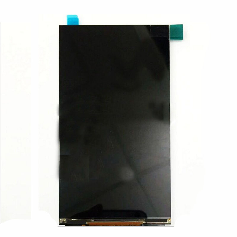 For ZTE Blade Q Lux 4G / 3G Black LCD Digitizer Panel Sensor Display Replacement(China (Mainland))