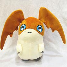 [PCMOS] Anime Digimon Adventure Digital Monster Patamon 33cm/13″ Plush Toy Stuffed Doll 16041224