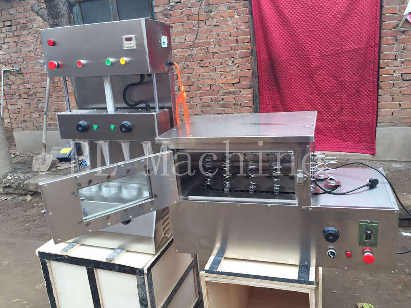 automatic 4 Cone Pizza Machine(China (Mainland))