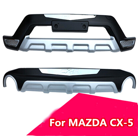 Automobile(2/p) Car bumpers front and rear bumper original authentic Exterior Accessories for MAZDA CX-5(China (Mainland))