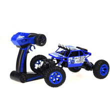 Buy RC Car 4WD 2.4G Rock Crawlers Rally Climbing Car Monster/Bigfoot Car Remote Control Model Off-road Vehicle Toy VS HB180B for $35.99 in AliExpress store