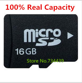 Hot sale 1PCS Micro sd card 64GB 32GB 16GB 8GB 4GB class 6 class10 Real Capacity memory card TF card Free card reader + adapter(China (Mainland))