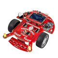 SunFounder SF Rollbot STEM Learning Educational DIY Robot Kit GUI Mixly for Arduino Beginner Bluetooth Module