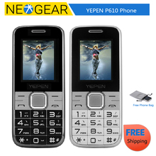 YEPEN P610 1.7 Inch Senior Phone, Dual SIM Support, elder phone, Citizen Phone, Senior phone(China (Mainland))