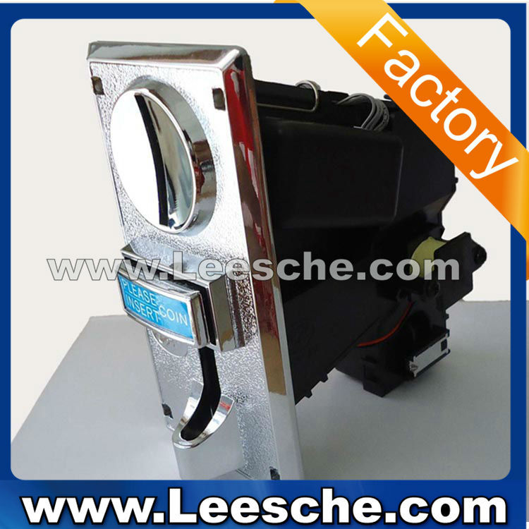 CH-926 arcade kit eletronic coin acceptor for crane machine Coin Mech multi coin acceptor(China (Mainland))