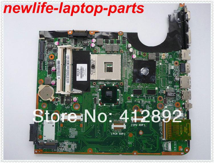 original for HP DV6 motherboard 600816-001 DA0UP6MB6F0 DDR3 maiboard 100% test  fast ship<br><br>Aliexpress