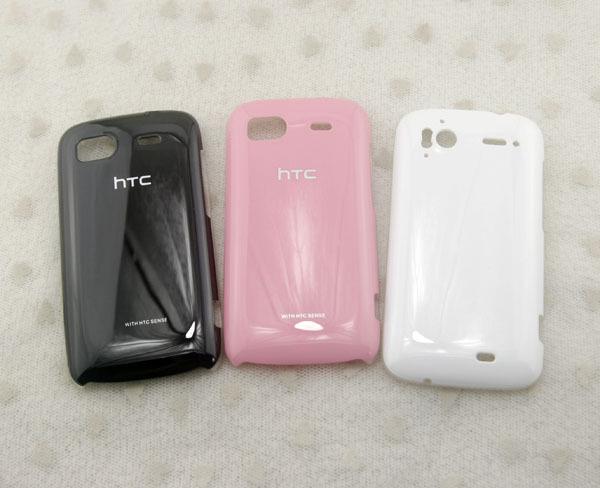 For HTC Sensation / Sensation XE Phone Case protect back hard case Pure Color G14(China (Mainland))