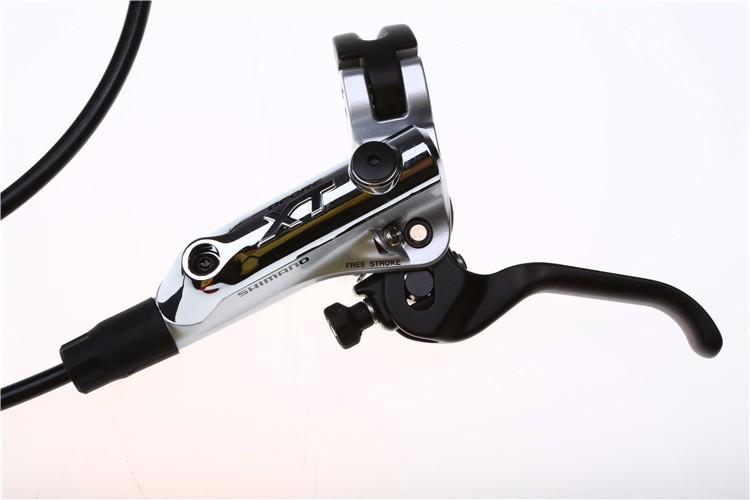 2014 originele xt m785 mountainbike mtb fiets hydraulische schijfrem voor s himano xt m785 fiets rem(China (Mainland))